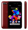 Смартфон DIGMA HIT 8Gb,  Q401 3G,  красный вид 3