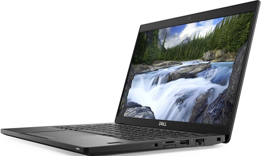 Ноутбук DELL Latitude 7380, 13.3, Intel Core i7 7600U 2.8ГГц, 8Гб, 512Гб SSD, Intel HD Graphics 620, Windows 10 Professional, 7380-5069, черный ноутбук dell latitude 5580 15 6 intel core i5 7200u 2 5ггц 8гб 256гб ssd intel hd graphics 620 windows 10 professional 5580 9200 черный
