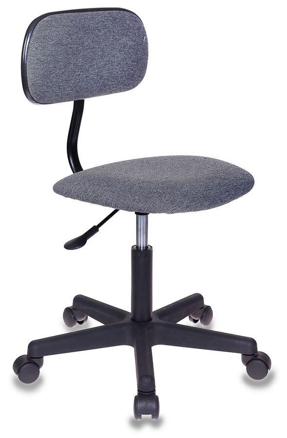 Кресло БЮРОКРАТ CH-1201NX, на колесиках, ткань, серый [ch-1201nx/g]