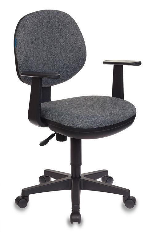 Кресло БЮРОКРАТ CH-356AXSN, на колесиках, ткань [ch-356axsn/g]
