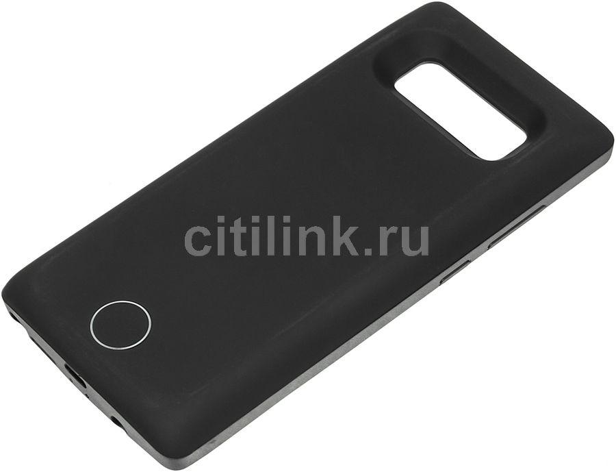 Внешний мод батарея DF sBattery-23 для Samsung Galaxy Note 8 6500mAh USB Type-C черный (DF SBATTERY-