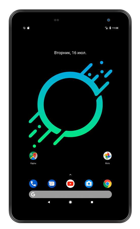 Планшет DIGMA Optima 7016N 3G,  1GB, 16GB, 3G,  Android 7.0 черный [ts7175mg]