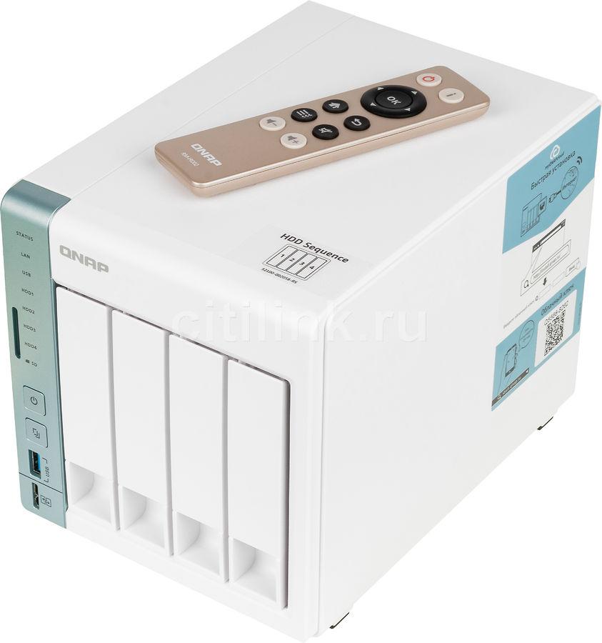 Купить Сетевое хранилище QNAP D4 Pro в интернет-магазине СИТИЛИНК, цена на Сетевое хранилище QNAP D4 Pro (1014341) - Тольятти