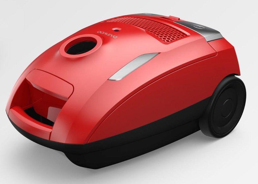 Пылесос DAEWOO RGH-210R, 2200Вт, красный