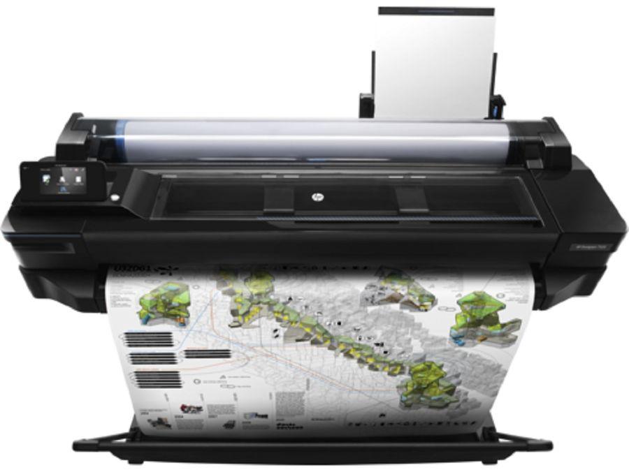 Плоттер HP Designjet T520 e-printer 2018ed (CQ893C) A0/36