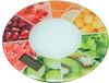 Весы кухонные SUPRA BSS-4603,  белый/ягоды вид 2