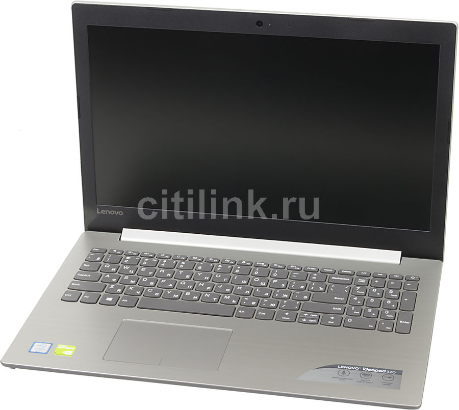 Ноутбук LENOVO IdeaPad 320-15IKBN, 15.6, Intel Core i3 7130U 2.7ГГц, 4Гб, 1000Гб, nVidia GeForce 940MX - 2048 Мб, Windows 10, 80XL03U1RU, серый ноутбук lenovo ideapad 320 15isk 15 6 intel core i3 6006u 2 0ггц 4гб 2тб nvidia geforce 920mx 2048 мб windows 10 черный [80xh01djrk]