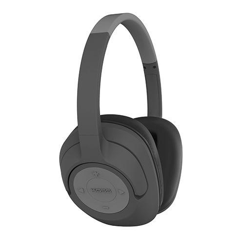 Наушники с микрофоном KOSS BT539iK, 3.5 мм/Bluetooth, накладные, черный [15118897]