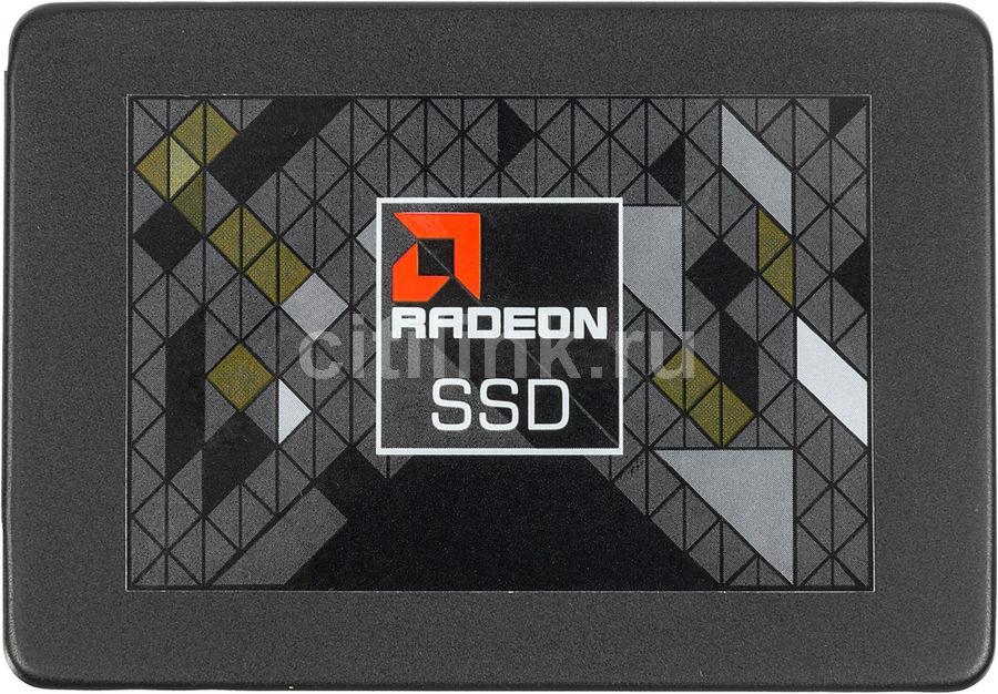 "SSD накопитель AMD Radeon R3 R3SL60G 60Гб, 2.5"", SATA III"