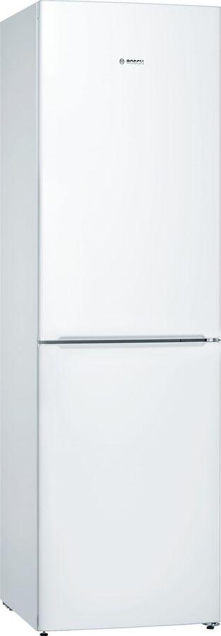 Холодильник BOSCH KGN39NW14R,  двухкамерный,  белый
