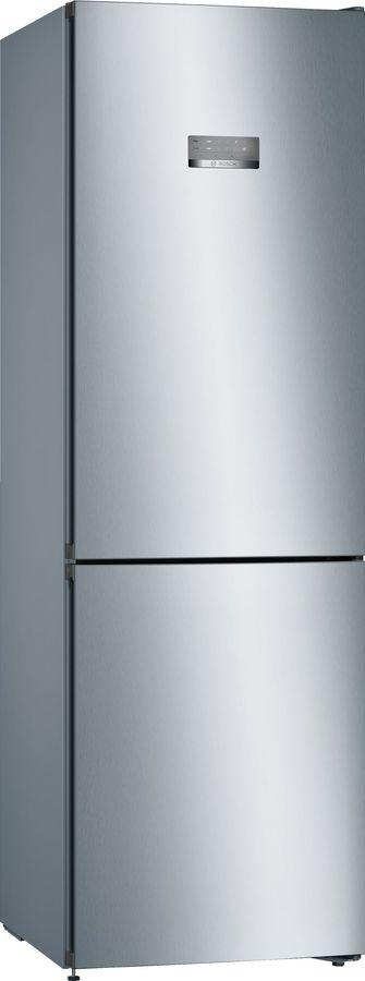 Холодильник BOSCH KGN36VL21R,  двухкамерный,  нержавеющая сталь