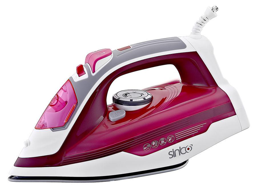 Утюг SINBO SSI 6615,  2200Вт,  красный