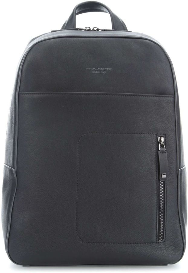 Рюкзак Piquadro DAVID CA4092W86/N черный натур.кожа