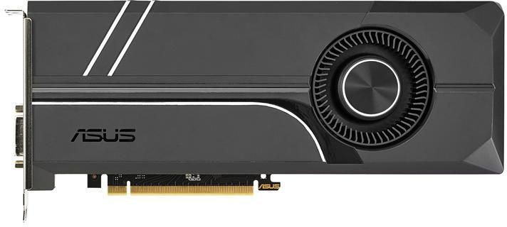 Видеокарта ASUS nVidia  GeForce GTX 1070Ti ,  TURBO-GTX1070TI-8G,  8Гб, GDDR5, OC,  Ret