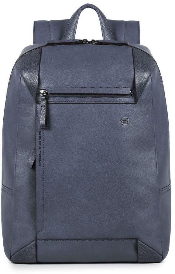 Рюкзак женский Piquadro Pan CA4260S94/AV серый натур.кожа