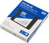 """SSD накопитель WD Blue WDS100T2B0A 1Тб, 2.5"""", SATA III вид 5"""