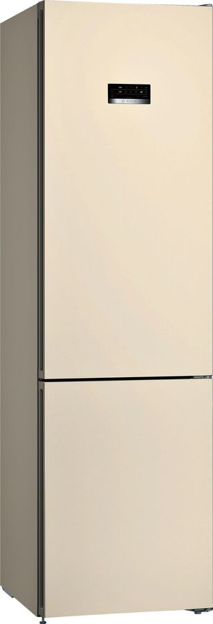 Холодильник BOSCH KGN39VK2AR,  двухкамерный, бежевый