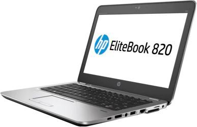 Ноутбук HP EliteBook 820 G3, 12.5, Intel Core i7 7500U 2.7ГГц, 16Гб, 512Гб SSD, Intel HD Graphics 620, Windows 10 Professional, Z2V72EA, серебристый ноутбук hp elitebook x360 1020 g2 12 5 1920x1080 intel core i7 7500u 512 gb 8gb intel hd graphics 620 серебристый windows 10 professional