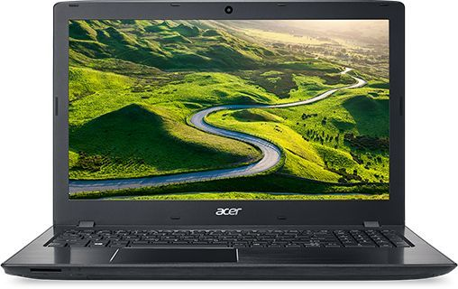 Ноутбук ACER Aspire E5-576G-357Q, 15.6, Intel Core i3 6006U 2.0ГГц, 4Гб, 500Гб, nVidia GeForce 940MX - 2048 Мб, DVD-RW, Windows 10, NX.GTZER.011, черный ноутбук acer aspire e5 571g 366p core i3 4005u 4gb 500gb dvd rw nvidia geforce 840m 2gb 15 6 серы