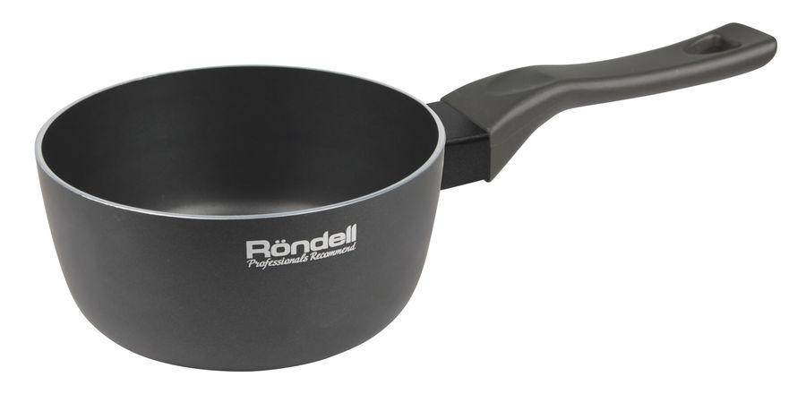 Ковш RONDELL Marengo RDA-585, 1.3л, без крышки, серый [0585-rd-01]