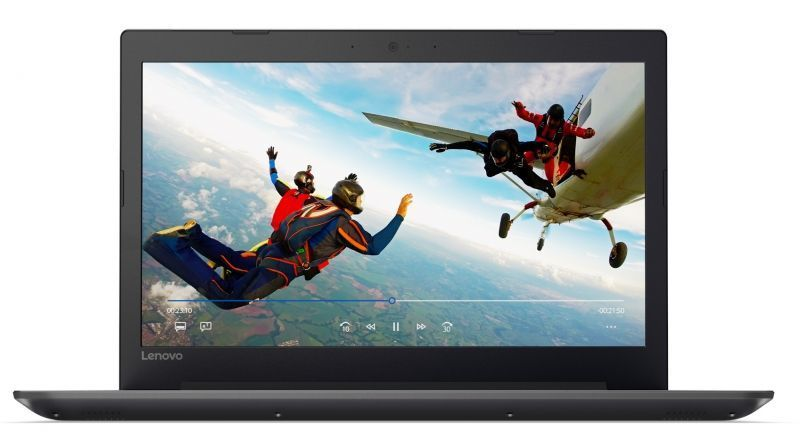 Ноутбук LENOVO IdeaPad 320-15ISK, 15.6, Intel Core i3 6006U 2.0ГГц, 4Гб, 2Тб, nVidia GeForce 920MX - 2048 Мб, Windows 10, черный [80xh01n7rk] ноутбук lenovo deapad 310 15 6 1920x1080 intel core i3 6100u 500gb 4gb nvidia geforce gt 920mx 2048 мб серебристый windows 10 80sm00vqrk