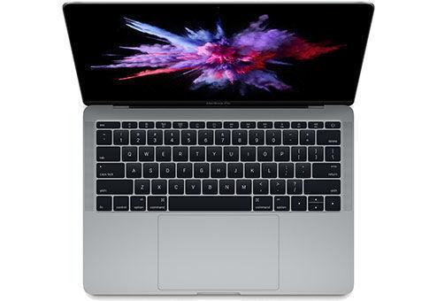 "Ноутбук APPLE MacBook Pro Z0UH0009C, 13.3"",  IPS, Intel  Core i7  7660U 2.5ГГц, 8Гб, 256Гб SSD,  Intel Iris graphics  640, Mac OS Sierra, Z0UH0009C,  серый"