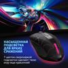 Мышь OKLICK 975GW SWAMP, игровая, оптическая, беспроводная, USB, черный вид 4