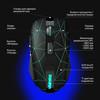 Мышь OKLICK 975GW SWAMP, игровая, оптическая, беспроводная, USB, черный вид 5