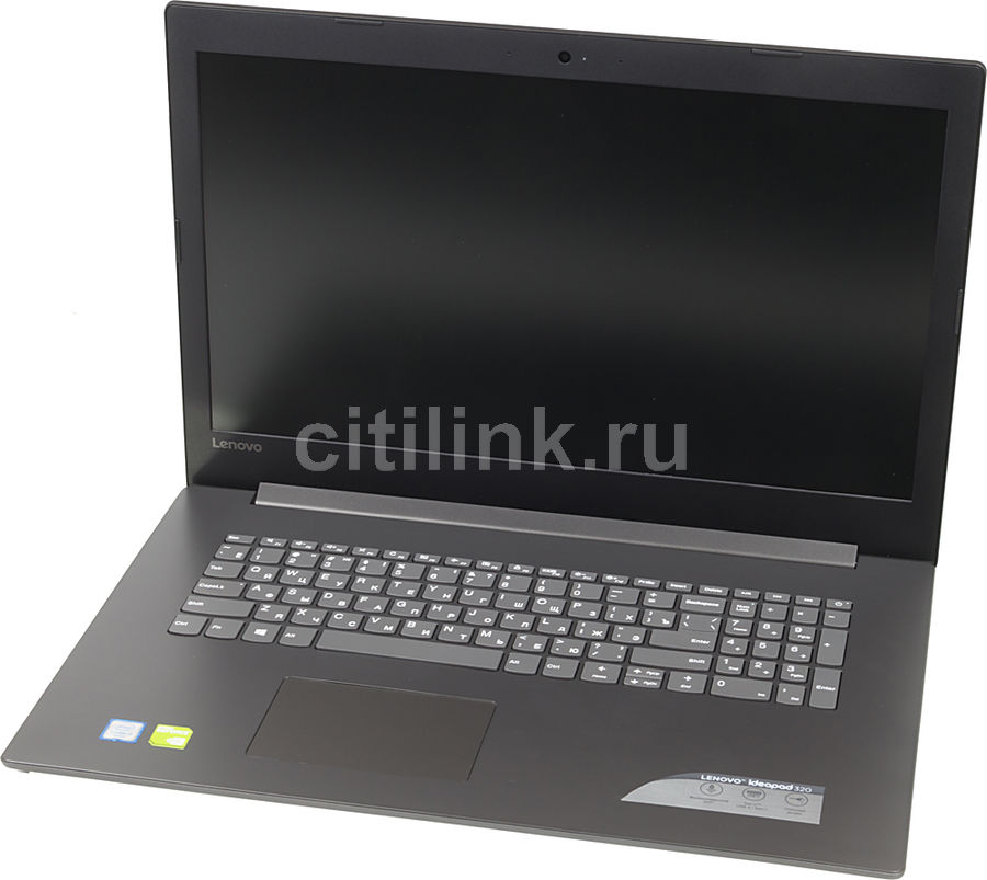 Ноутбук LENOVO IdeaPad 320-17ISK, 17.3, Intel Core i3 6006U 2.0ГГц, 8Гб, 1000Гб, nVidia GeForce 920MX - 2048 Мб, DVD-RW, Free DOS, 80XJ0044RU, черный ноутбук dell vostro 3568 15 6 intel core i3 6006u 2 0ггц 4гб 1000гб amd radeon r5 m420x 2048 мб dvd rw windows 10 professional 3568 9385 черный