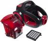 Пылесос GINZZU VS437, 2000Вт, черный/красный вид 6