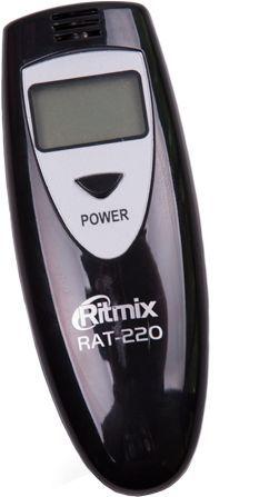Алкотестер RITMIX RAT-220 [rat-220 black]