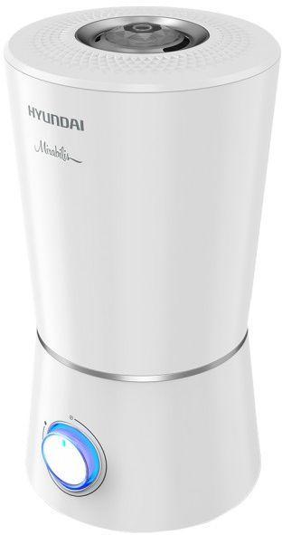 Увлажнитель воздуха HYUNDAI H-HU5M-3.0-UI052,  белый