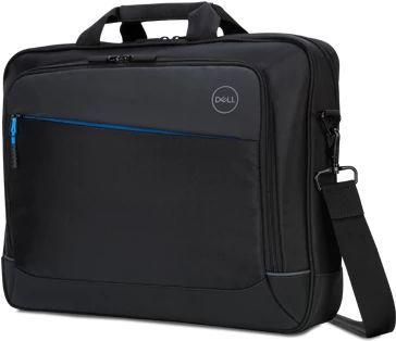 "Сумка для ноутбука 15.6"" DELL Professional Briefcase, черный/серый [460-bcfk]"