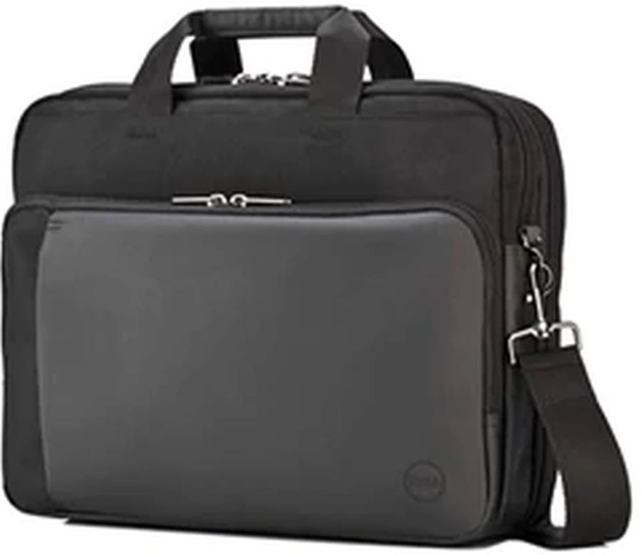 "Портфель 15.6"" DELL Professional Briefcase, черный/серый [460-bbob]"