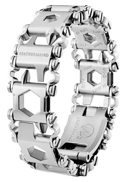 Браслет многофункц. Leatherman TREAD LT (832431) серебристый