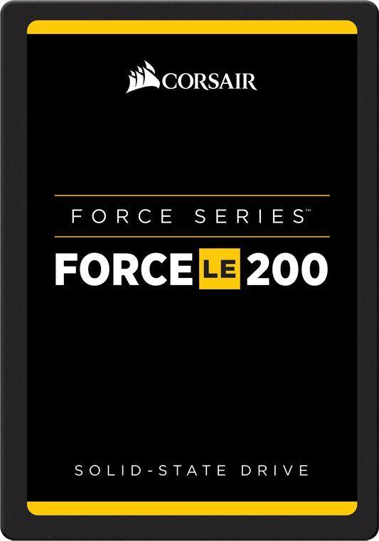 """SSD накопитель CORSAIR Force LE200B CSSD-F120GBLE200C 120Гб, 2.5"""", SATA III"""