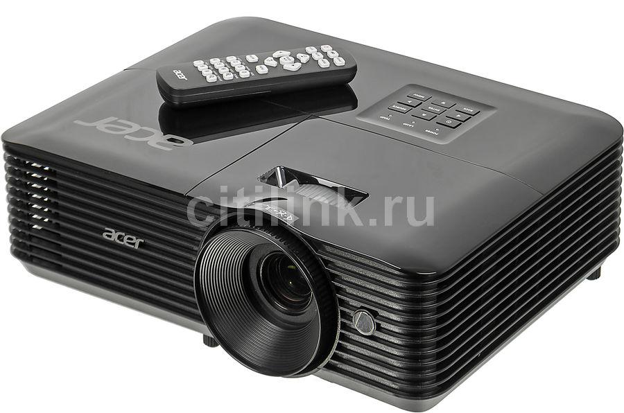 Проектор ACER X118 черный [mr.jpz11.001]