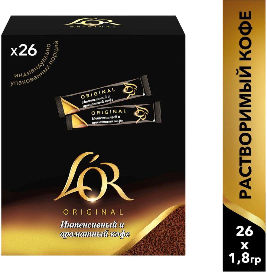 Кофе растворимый L`OR Original,  1.8грамм [4252072]