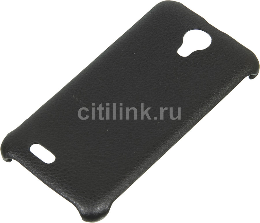 Чехол (клип-кейс) skinBOX Leather Shield, для Digma Q400 3G HIT, черный [t-s-dq4003gh-009] чехол skinbox leather shield для digma z400 3g citi черный [t s dz400 009]