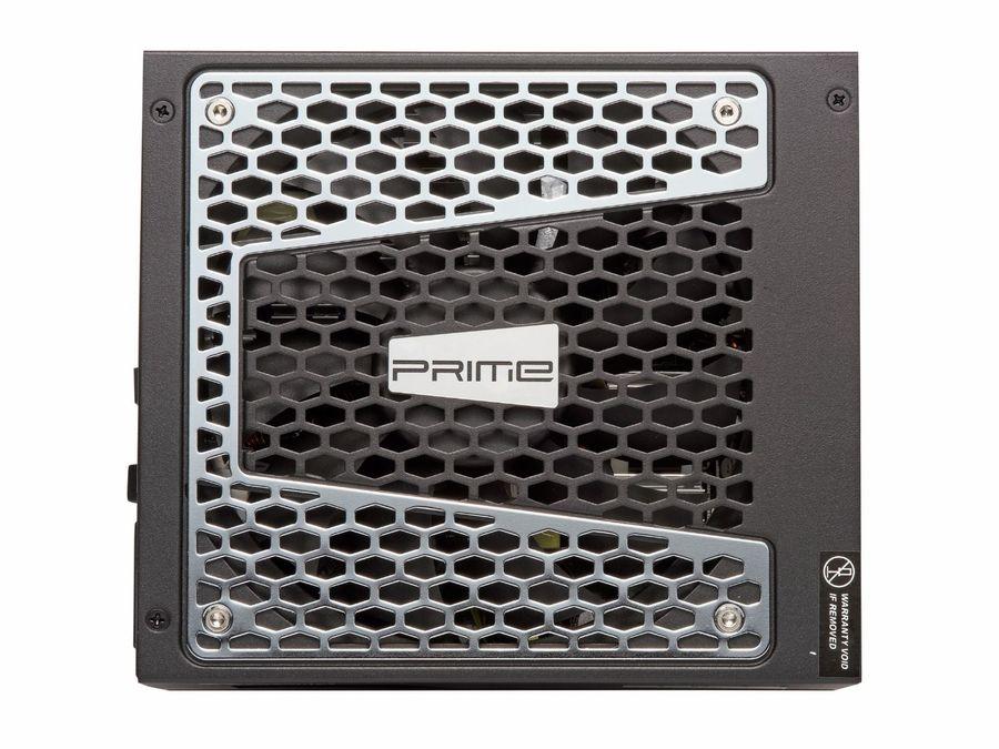 Блок питания SEASONIC PRIME ULTRA TITANIUM SSR-650TR,  650Вт,  135мм,  черный, retail