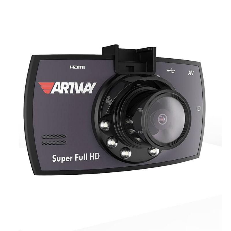 Видеорегистратор ARTWAY 700 черный [av-700]