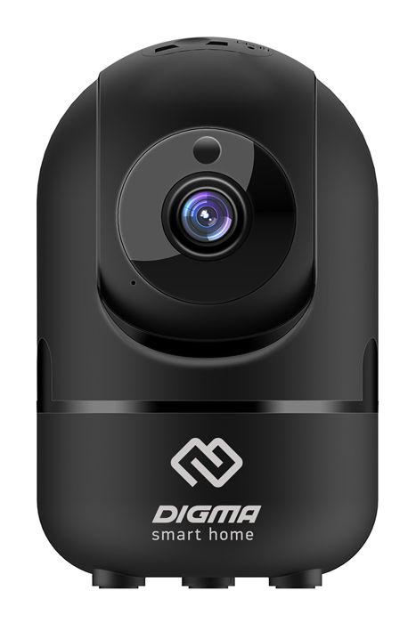 Видеокамера IP DIGMA DiVision 201,  720p,  2.8 мм,  черный [dv201]