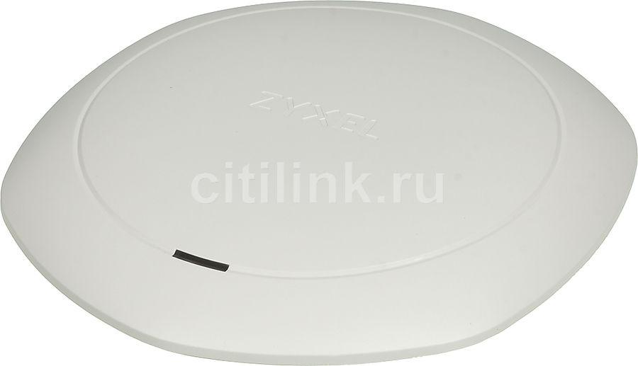 Точка доступа ZYXEL NWA1123-AC HD,  белый [nwa1123-achd-eu0101f]
