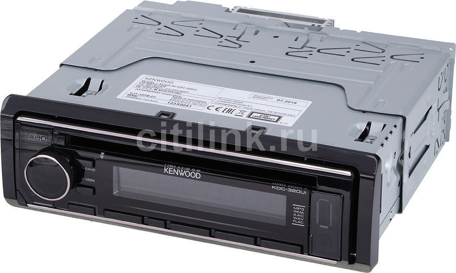 Автомагнитола KENWOOD KDC-320UI, USB автомагнитола cd mp3 kenwood kdc 110ur