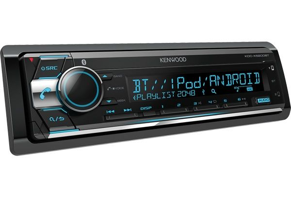 Автомагнитола KENWOOD KDC-X5200BT,  USB