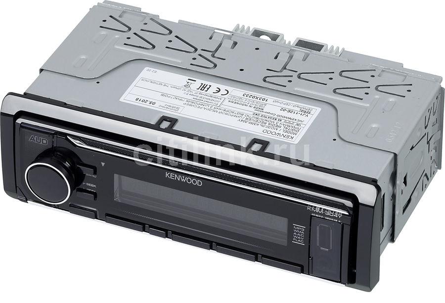 Автомагнитола KENWOOD KMM-304Y,  USB