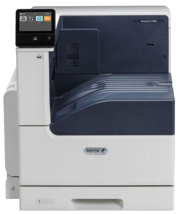 Принтер лазерный XEROX Versalink C7000DN лазерный, цвет:  белый [c7000v_dn]