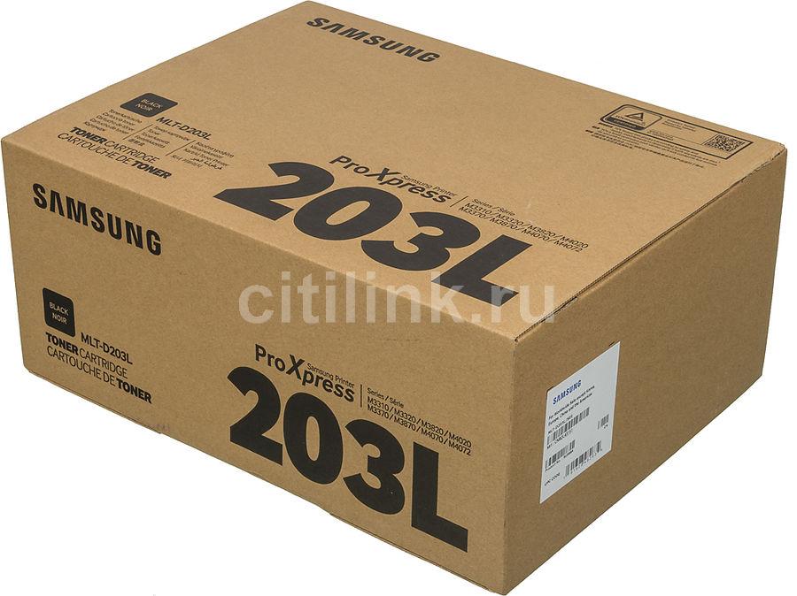 Картридж SAMSUNG MLT-D203L, черный [su899a]