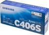 Картридж SAMSUNG CLT-C406S голубой [st986a] вид 1