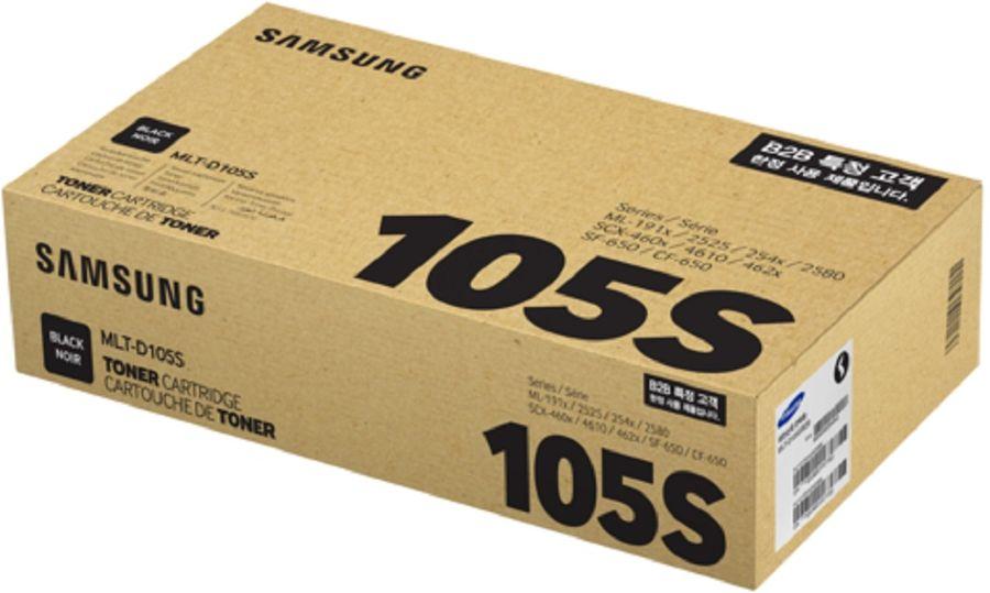 Картридж SAMSUNG MLT-D105S, черный [su776a]